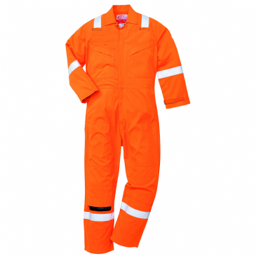 FR28 - LIGHT WEIGHT ANTI-STATIC COVERALL 280GM